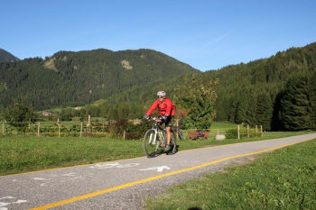 FIEMME AND FASSA DOLOMITES CYCLE ROUTES - 3.30 ORE