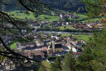 WALK TO THE SMALL WATERFALLS IN ZIANO IN FIEMME - 2.0 H