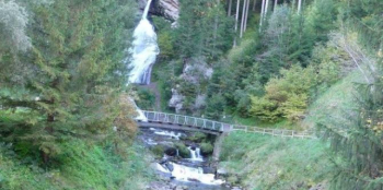 TOUR OF THE WATERFALL - Val Cadino - 2.45 ORE